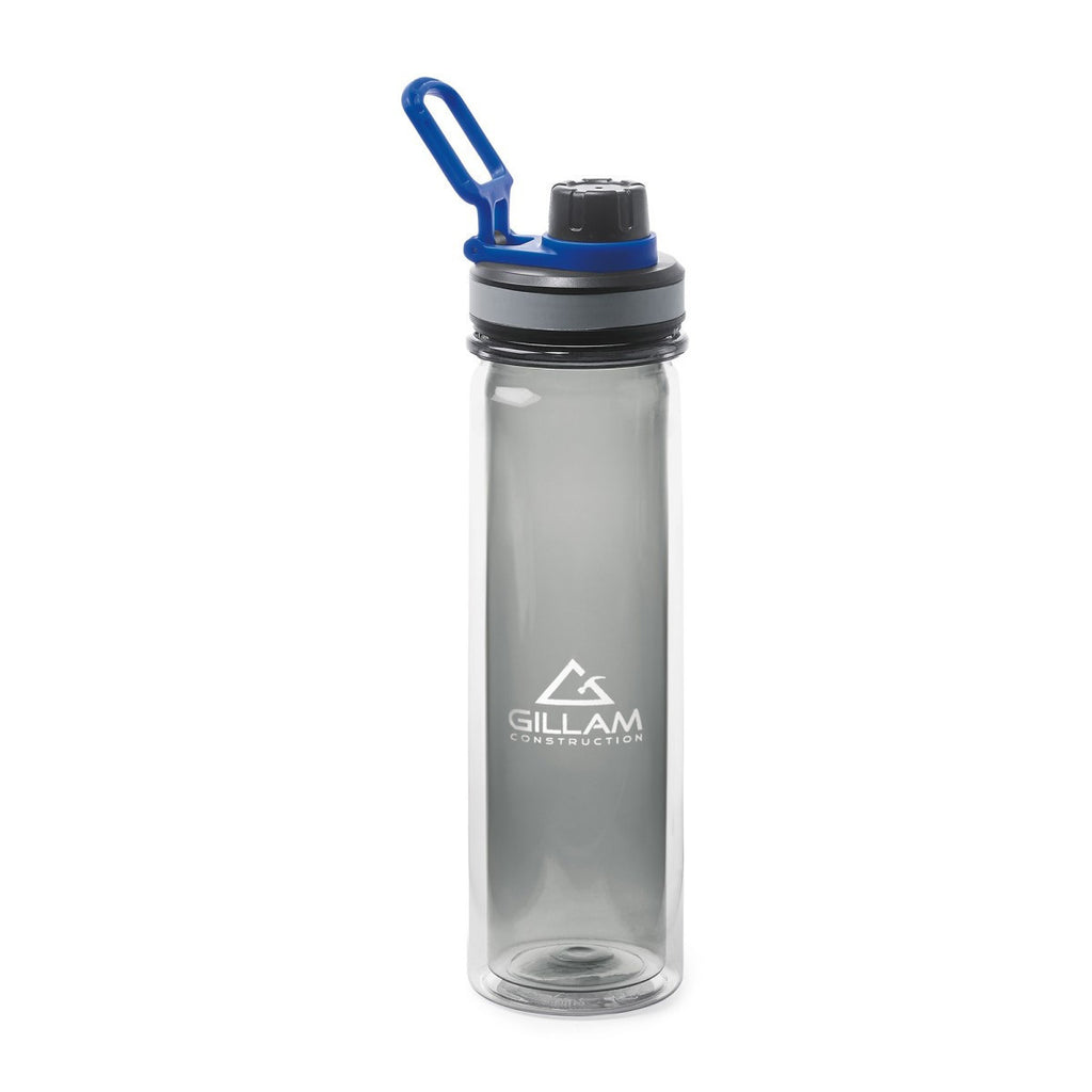 Gemline Royal Blue Galaxy Double Wall Tritan Sport Bottle 18oz