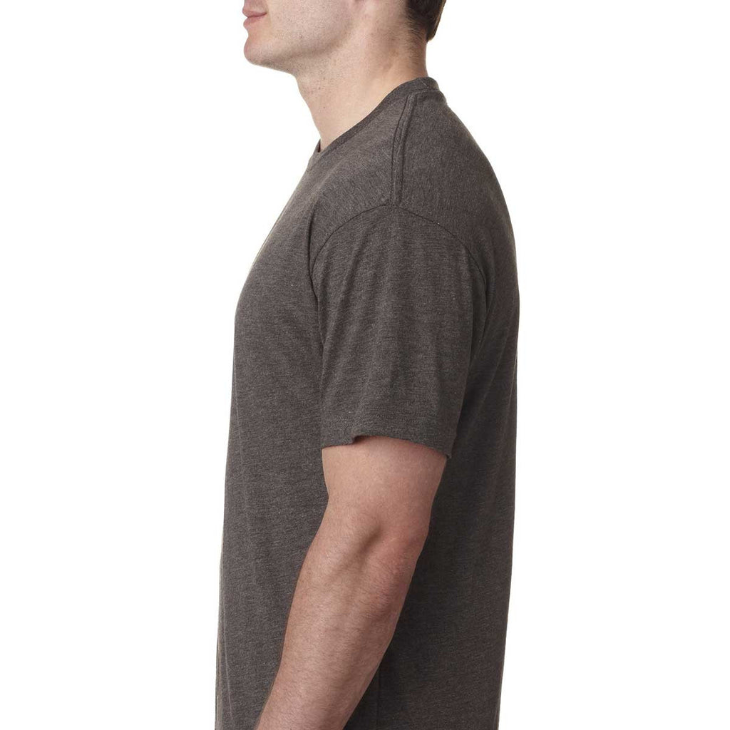 Next Level Men's Macchiato Triblend Crew Tee
