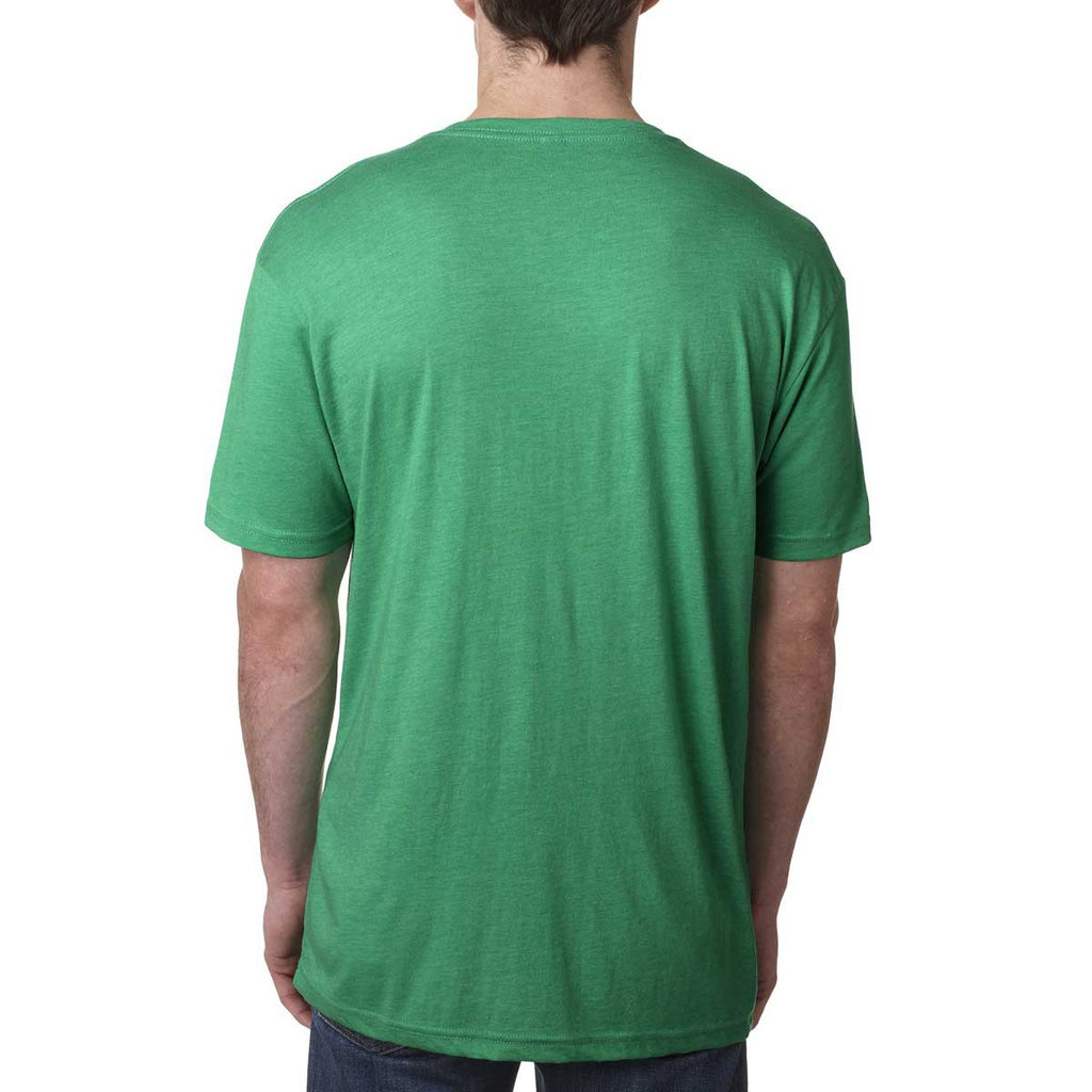 Next Level Men's Envy Triblend V Neck Tee