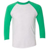 6051-next-level-light-green-raglen-tee