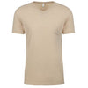 6240-next-level-cream-v-neck-tee