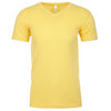 6440-next-level-yellow-v-neck-tee