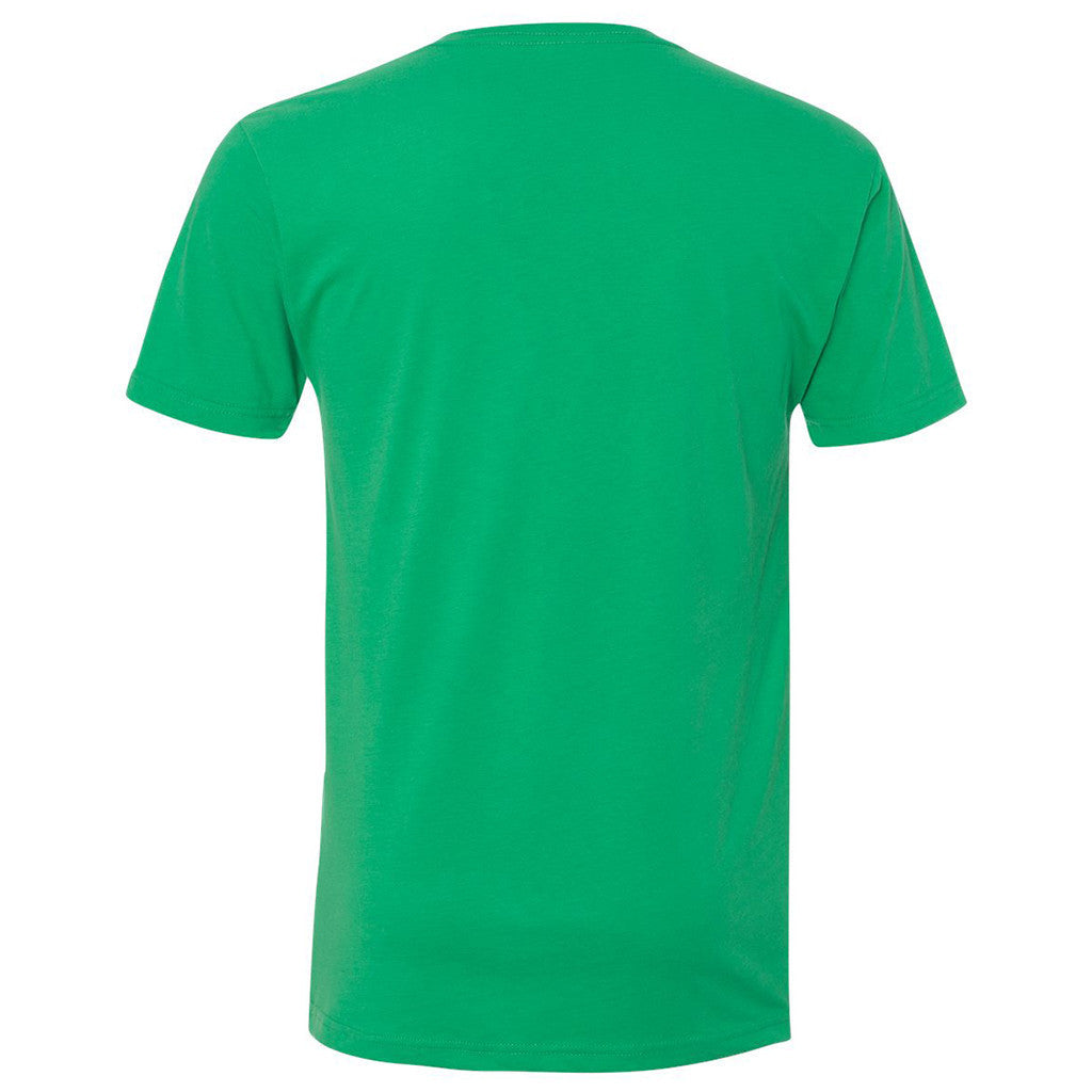 Next Level Men's Envy Premium Fitted Sueded V-Neck Tee