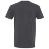 Next Level Men's Heavy Metal Premium Fitted Sueded V-Neck Tee