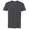 6440-next-level-charcoal-v-neck-tee