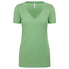 6640-next-level-women-light-green-tee