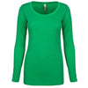 6731-next-level-women-green-tee