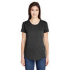6750l-anvil-women-charcoal-t-shirt