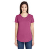 6750l-anvil-women-raspberry-t-shirt