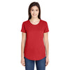 6750l-anvil-women-red-t-shirt