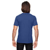 Anvil Men's Heather Blue Triblend T-Shirt