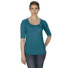 6756l-anvil-women-teal-t-shirt