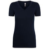 6840-next-level-women-navy-tee