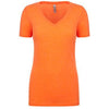 6840-next-level-women-neon-orange-tee
