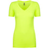 6840-next-level-women-neon-yellow-tee