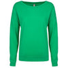 6931-next-level-women-green-tee