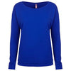 6931-next-level-women-royal-blue-tee