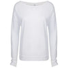 6931-next-level-women-white-tee