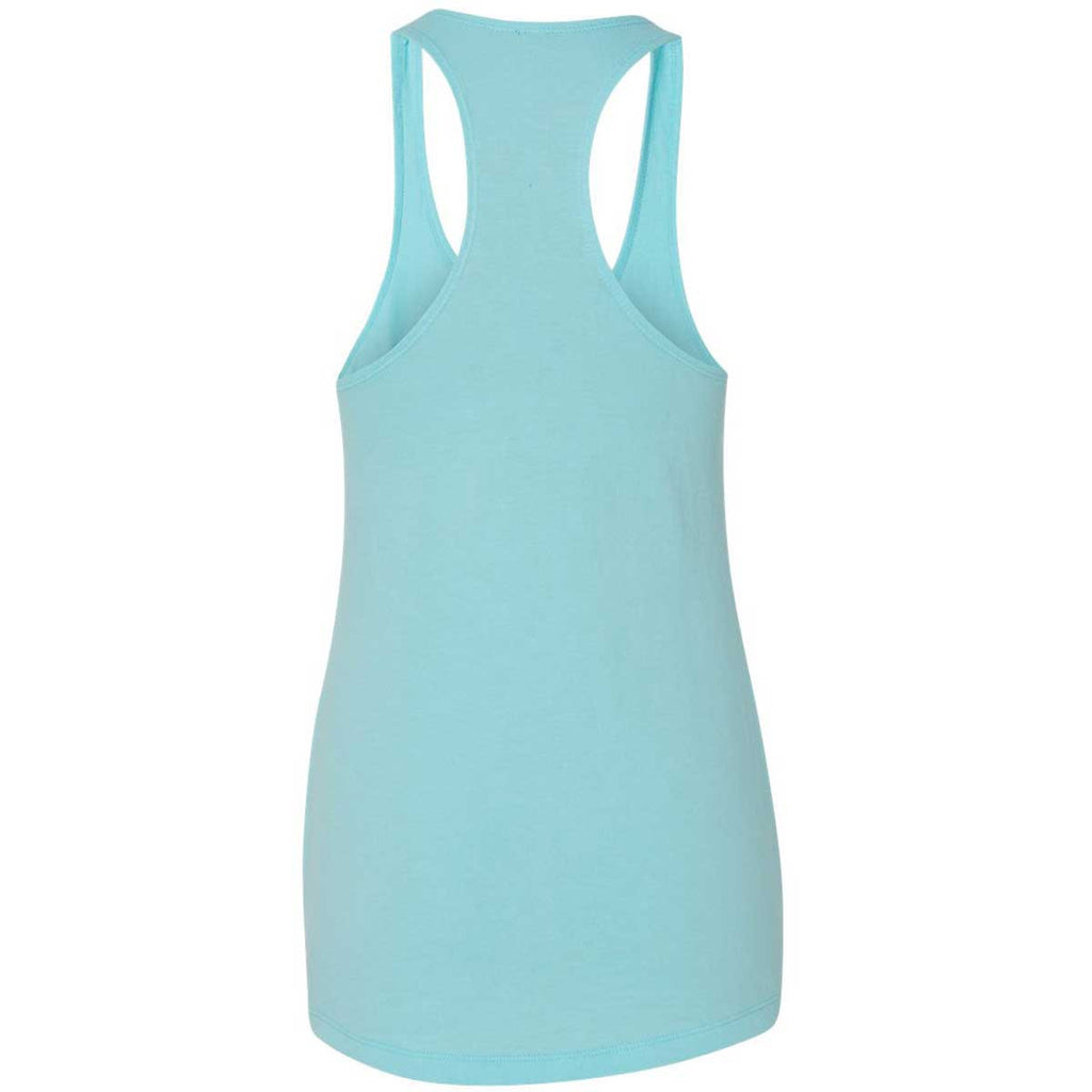 Next Level Women's Cancun Terry Racerback Tank