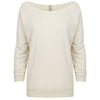 6951-next-level-women-beige-tee