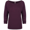 6951-next-level-women-eggplant-tee