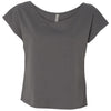 6960-next-level-women-dark-grey-tee