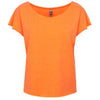 6960-next-level-women-neon-orange-tee