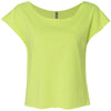6960-next-level-women-neon-yellow-tee