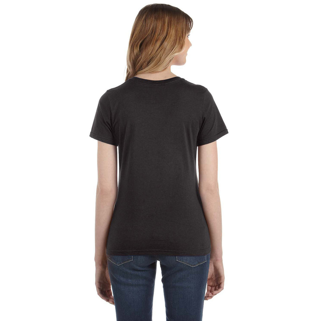 Anvil Women's Smoke Lightweight T-Shirt