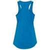 Next Level Women's Turquoise Ideal Racerback Tank