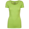 n3530-next-level-women-light-green-tee