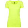 n3530-next-level-women-neon-yellow-tee