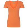 n3540-next-level-women-neon-orange-tee