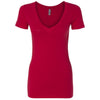 n3540-next-level-women-red-tee