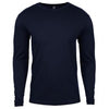 n3601-next-level-navy-crew-tee