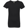 n3710-next-level-women-black-tee