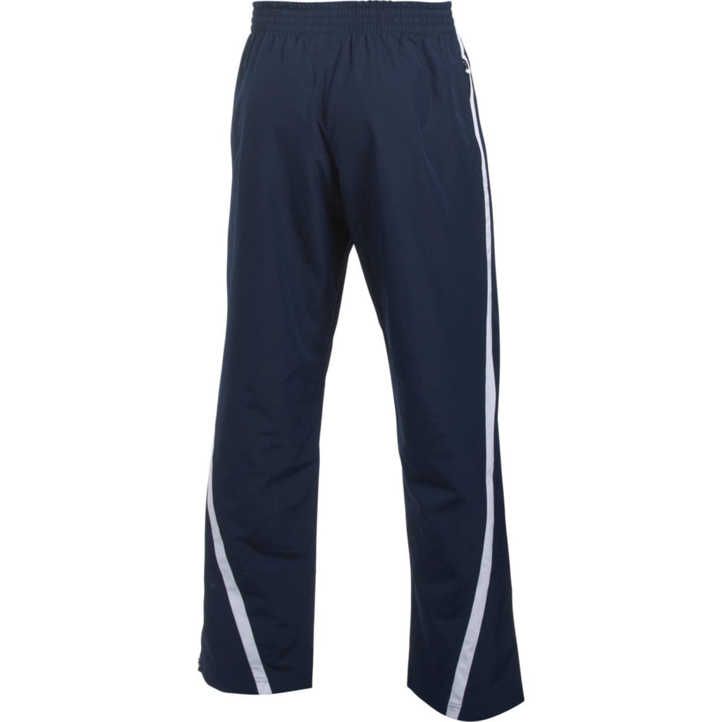 Under Armour Men's Midnight Navy Team Essential Woven Pant