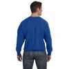 Champion Men's Sport Royal Reverse Weave 12-Ounce Crew