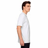 Champion Men's White Vapor Cotton Short-Sleeve T-Shirt