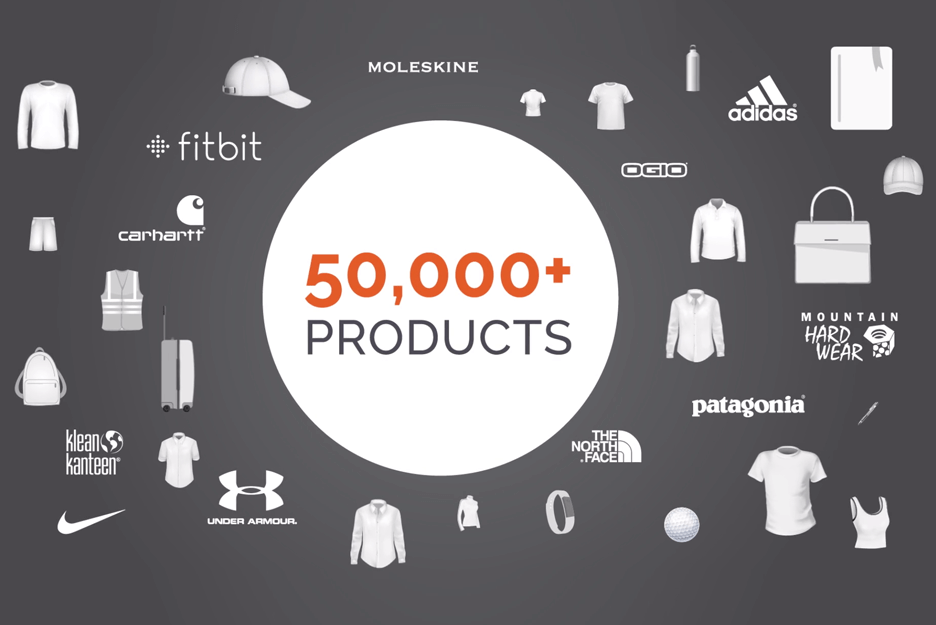 50,000+ products from brands you love