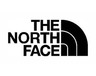 The North Face corporate logo