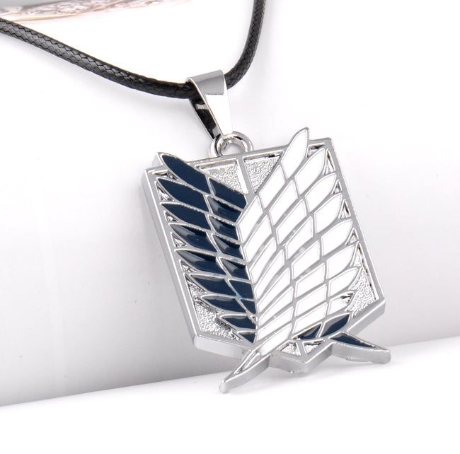 Attack On Titan Scout's Necklace