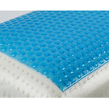 Cool Gel Memory Foam Ventilated Pillow (Free Shipping)