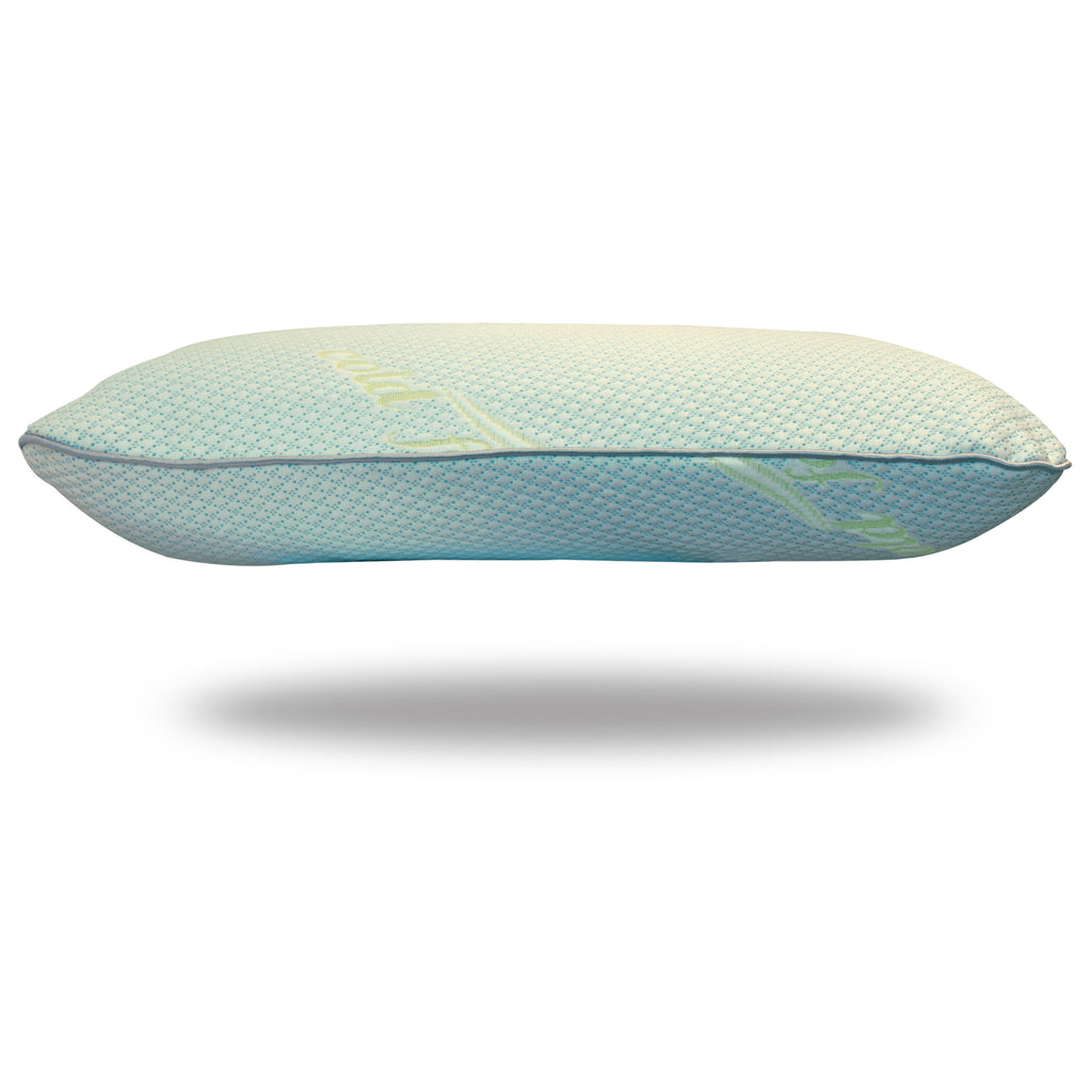 lce Silk™ Memory Foam Ventilated Pillow
