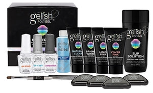 GELISH POLYGEL MASTER KIT - Nails Plus Depot