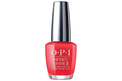 OPI INFINITE SHINE - CAJUN SHRIMP 15 ML. - Nails Plus Depot