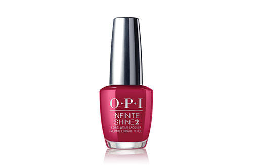 OPI INFINITE SHINE -  OPI RED  15 ML. - Nails Plus Depot