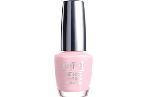 OPI INFINITE SHINE - PRETTY PINK PERSERVERES 15 ML. - Nails Plus Depot