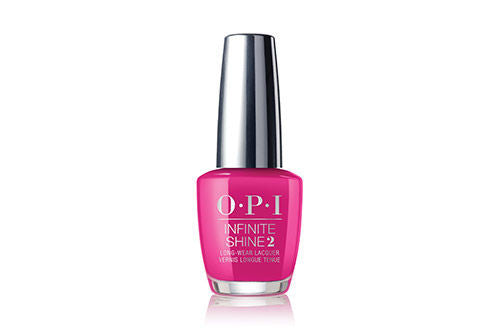 OPI INFINITE SHINE -  LA PAZ -ITIVELY HOT 15 ML. - Nails Plus Depot