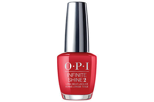 OPI INFINITE SHINE -BIG APPLE RED  15 ML. - Nails Plus Depot